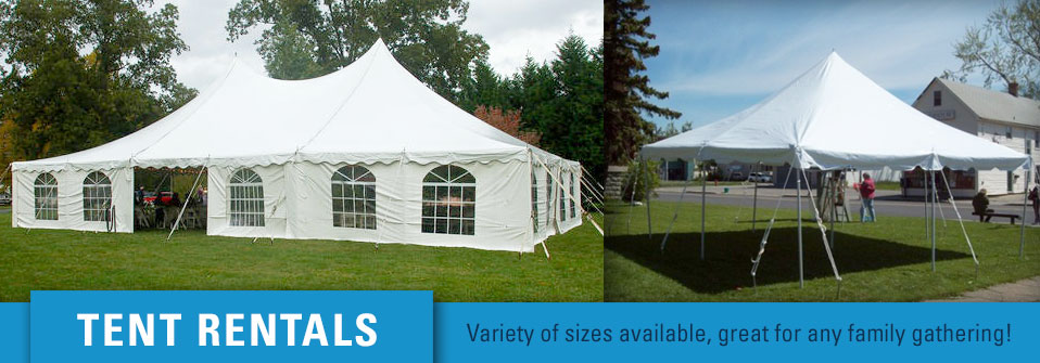 Northern Event Rentals - Chair, Table, Tent, Decor Rentals for any
